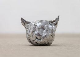 DIABOLUS, 2019, cast aluminium, 12x20x20cm, unique (2)