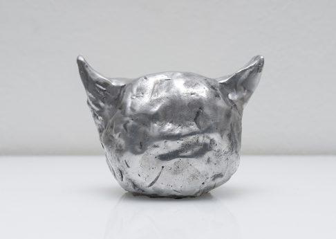 Sarah Ortmeyer, DIABOLUS, 2021, 10 x 13 x 8 cm, 2021, unique